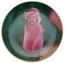 Danbury Mint c1998 The Fairy Children Rose Bud Valerie Fabor-Smith CP1714 - $35.67
