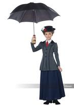 California Costumi Inglese Nonna Mary Poppins Bambini Costume Halloween ... - $37.75