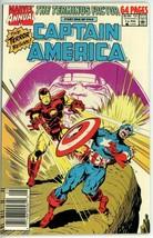 Captain America Annual #9 (1968) - 8.0 VF *Cap Vs Iron Man* Newsstand - $8.90