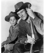 Rifleman Chuck Connors Vintage 11X14 BW Western TV  Memorabilia Photo - $13.95