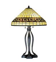 "30""H Greek Key Table Lamp.605 - $1,185.00"