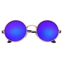 Round Sunglasses John Lennon Style Retro Vintage Classic Circle Round Su... - $7.17+