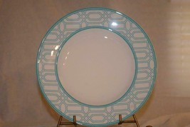 Lenox 2019 Party Link Turquoise Accent Salad Plate NEW - $16.62