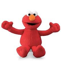 Sesame Street Elmo Plush Beanbag Character 6 Inch - $10.99