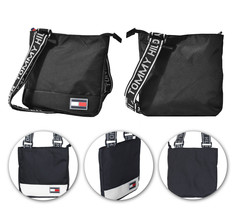 Tommy Hilfiger The Sydney Cross Body Adjustable Travel Flight Bag TC090SD9
