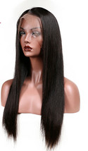 Lace wig Full or Lace Front Malaysian Virgin Silk top - $237.60+