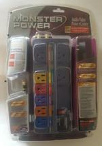 Monster Power AV800 Video Audio PowerCenter Surge Protector Outlet - $60.00