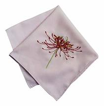 Set of 2 Chinese Style Ladies/Women's Embroidered Handkerchiefs, Pattern-5 - £10.69 GBP