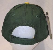 John Deere LP67010 Green Adjustable Baseball Cap With Leaping Deer Logo image 5