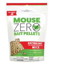 New Scotts Zero For Mice Animal Repellent 1lb Ready to Use Safe for Pets... - $8.79