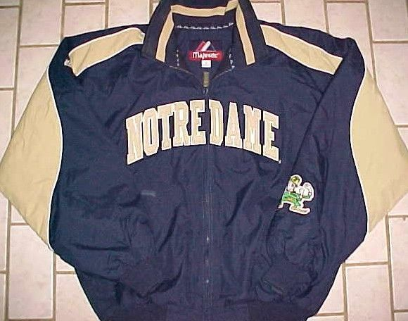 e6a785c989df41 Notre Dame Fighting Irish NCAA Majestic Blue and 50 similar items