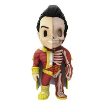4D Master MIGHTY JAXX DC Comics Shazam Funny Anatomy Toy by Jason Freeny - $17.27