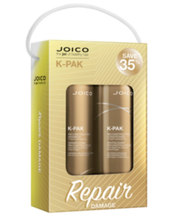 Joico K-PAK Rich Repair Shampoo, Conditioner Liter Duo - $39.00