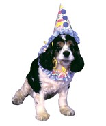 Clown Pet   Dog Costume , One Size - Free Shipping - $20.00