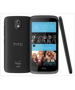 New HTC 526 Desire Black 16GB ( Verizon)(Page Plus)  4G LTE Cell Phone - $79.87