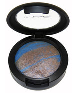 New MAC Mineralize Eye Shadow Eyeshadow BOSSA BLUE Royal Blue Brown Pearl - $22.05