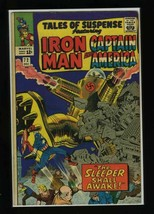 Tales of Suspense #72 FN 1965 Marvel Comic Book - $23.75