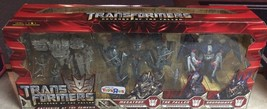 2007 Transformers Revenge of the Fallen Gathering at the Nemesis TRU Fig... - $271.15