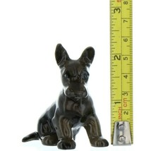 Hagen Renaker Pedigree Dog Scottish Terrier Pup Ceramic Figurine image 2