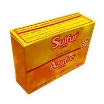 Grisi Bio Sulfur Soap with Lanolin, 4.4 oz (Pack of 6) - $22.27