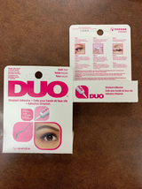 Ardell DUO Striplash Eyelash Adhesive Glue Dark Tone 0.25 oz (pack of 2) - $13.50