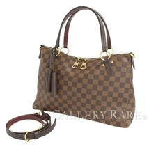 LOUIS VUITTON Lymington Damier Ebene Tote Bag 2way N40023 Authentic 5334872 - $1,629.55