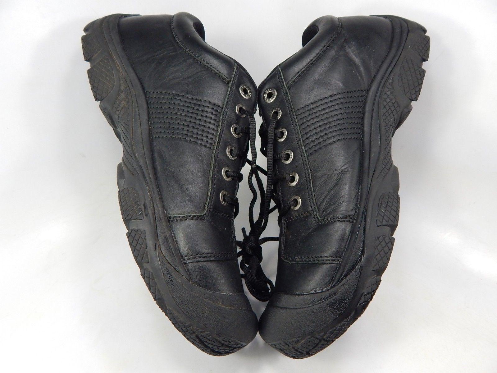 Keen PTC Oxford Size US 11 M (D) EU 44.5 Men's Soft Toe Work Shoes Black 1006980