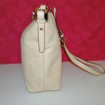 Dooney & Bourke Florentine Small Dixon Shoulder/ Crossbody Bag NWT Bone image 2