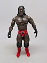 2003 Jakks Pacific Booker T Wrestling Action Figure Loose WWE WWF HTF  - $9.78