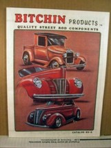 Catalog Bitchin Products Quality Street Rod Components Catalog 89-6 - $8.99