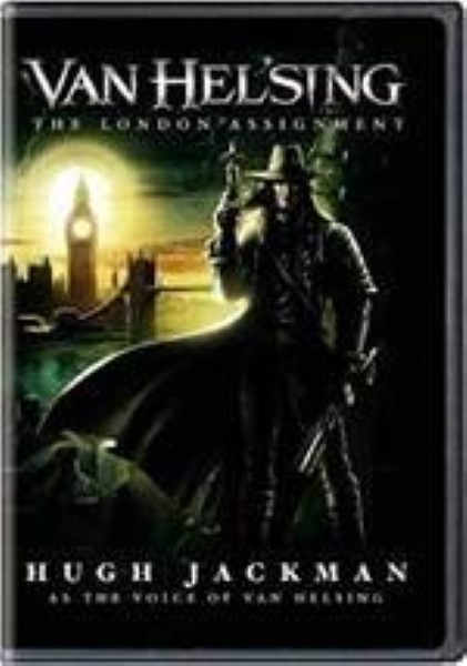 Van Helsing - The London Assignment Dvd