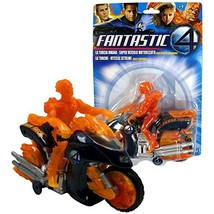 Marvel Year 2005 Fantastic Four Series 7 Inch Long Motorized Bump and Go... - $49.99