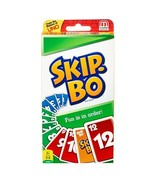 SKIP-BO Card Game- FUN IS IN ORDER! NIB- FREE SHIPPING!!! - $13.95