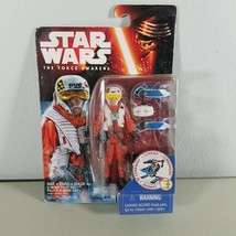 "Star Wars The Force Awakens 3.75"" Action Figure  X-Wing Pilot Asty Disne... - $8.99"
