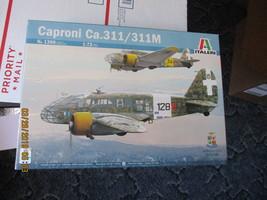 Italeri Caproni CA 311/311M 1/72 scale - $29.99