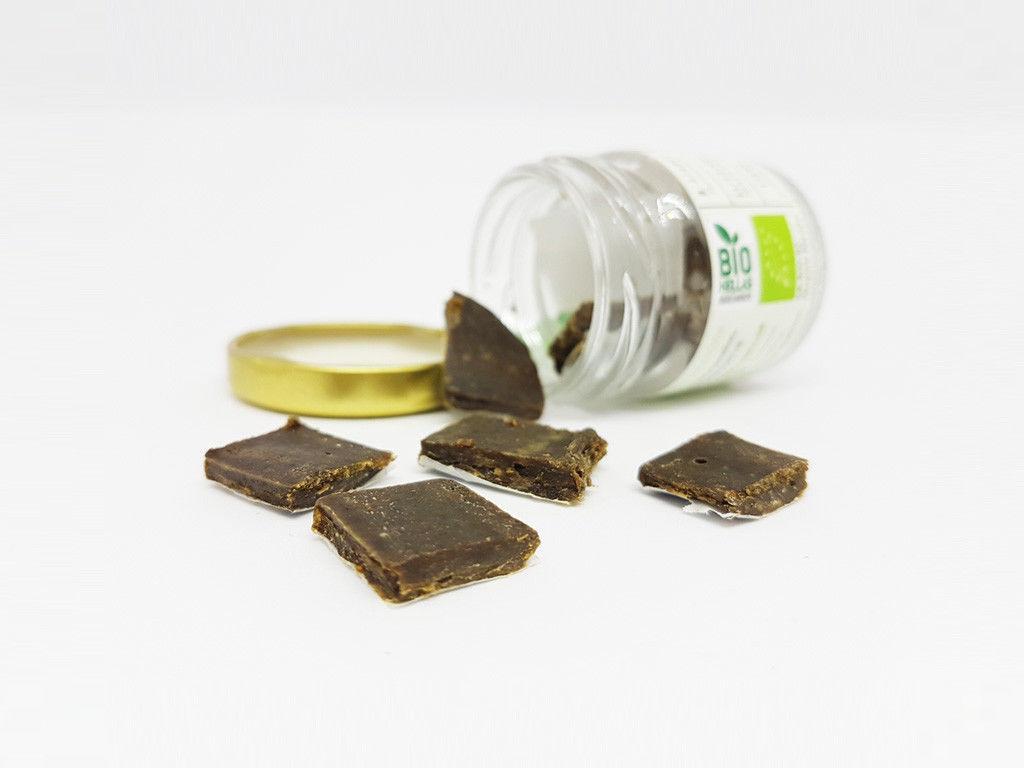 Organic 100% Propolis Chewing 40cc-gr jar Raw Certified Organic Propolis NEW