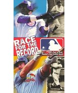 Race for the Record: 1998's Race to Break Baseball's Most Coveted Record... - $3.71