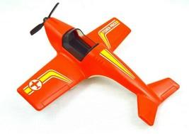 1974 Vintage Fisher Price Daredevil Airplane Propeller Plane #306 ONLY -... - $22.00