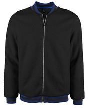 Ideology Men's Fleece Jacket (Black, Small S/S) - $52.15