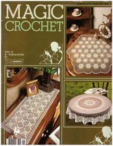 Magic Crochet Magazine June 1983 No. 25 - $2.99