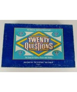 Twenty Questions Board Game The Original American Parlor Game Pressman - $9.49