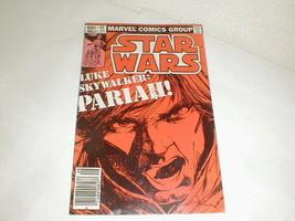 Star Wars comic book No. 62 VG Luke Skywalker - $22.00