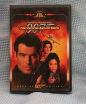 007 Tomorrow Never Dies (DVD, 1997) Special Edition Widescreen Complete - $9.30