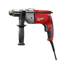 Electric Corded Hammer Drill Clamshell Keyed Power Tool 8 Amp 1/2 in. Du... - $119.79