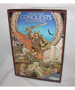 The Book Of Conquests Jim Fitzpatrick First Edition 1978 - $47.31