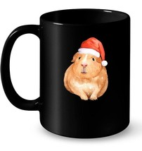 Guinea Pig Christmas Ceramic Mug Hamsters Lovers Gift - $13.99+