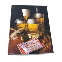 Springbok Ahhh! Budweiser Birra 500 Pezzi Puzzle Completo - $7.06