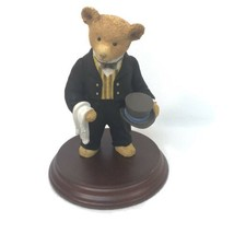 Department 56 Upstairs Downstairs Bears Winston the Footman Valet Bear F... - $18.69