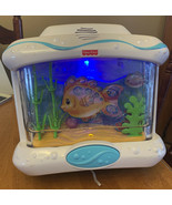 Fisher Price Ocean Wonders Aquarium Crib Soother With Music Lights & Sou... - $23.63
