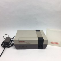 Vintage 1985 Nintendo Game Console NES-001 Console Only Not tested AS IS - $45.99